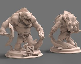 Tidehunter 3D printable model