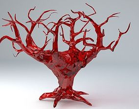 3D asset The Crystal Tree of Life