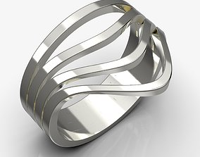 3D printable model Ring line