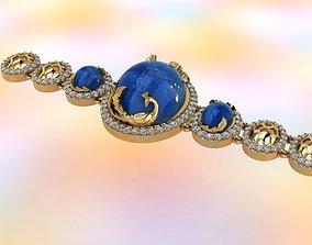 Jewelry diamond-ring 3D model