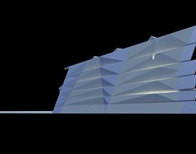 3D printable model minatures Grand Rgyptian Museum