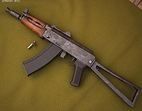 3D model AKS-74U