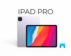 3D asset 2020 apple Ipad pro