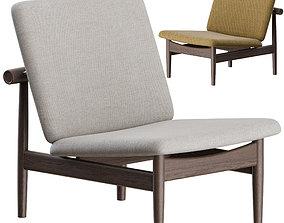 Japan Chair by House of Finn Juhl 3D model