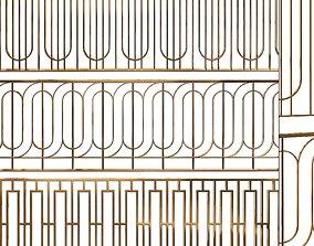 3D Fence Set 03