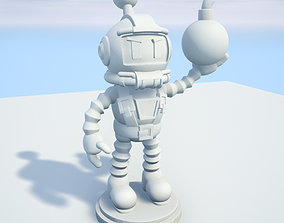 3D printable model Bomberman - Print READY Extra version