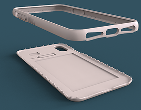 Iphone X and Iphone XS Case 3D printable