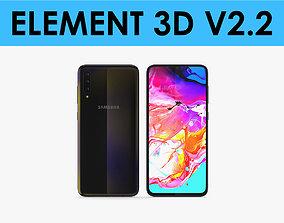 E3D - Samsung Galaxy A70