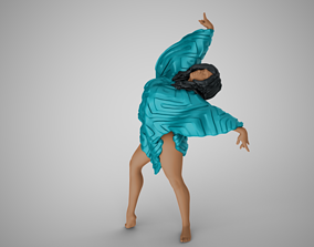 3D printable model Spiritual Dance