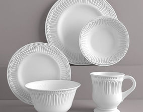 3D print model Ceres Dinnerware