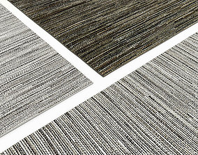 3D model RH TRIA RUG carpet