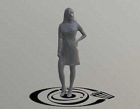 Human 016 LP R 3D asset