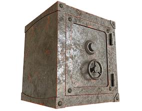 3D Old safe