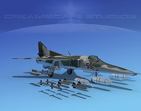 MIG-27 Flogger V06 Russia 3D