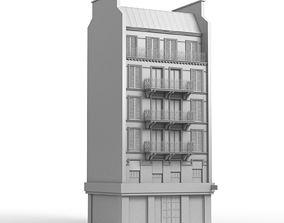 3D Paris House 3