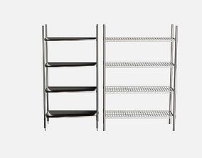 3D industrial wire rack