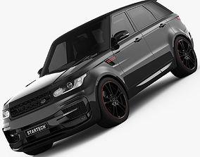 Range Rover Sport Startech 2014 3D