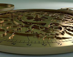 3D Astrolabe Hyperrealistic