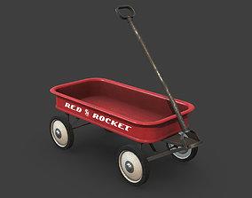 3D model Toy Cart