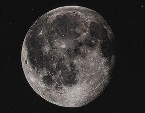3D 92k Moon