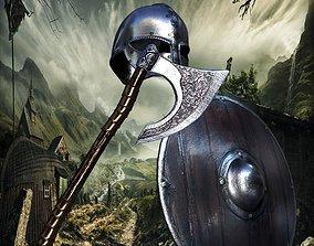 viking armory 3D asset