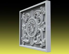 Rozette 054 3D print model