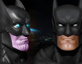 Batman x Thanas 3D printable model