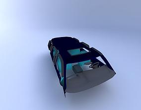 1999 Cadillac Escalade Interior 3D