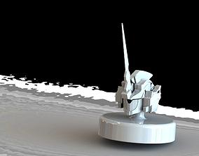 gundam-head 3d model