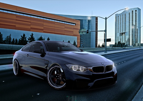 BMW M4 Coupe F32 2015