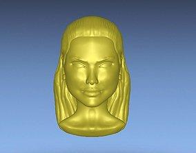 3D model hollywood actress angelina jolie