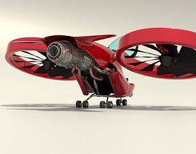 3D surveillance aircraft