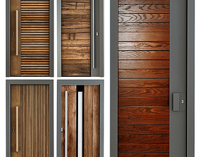 3D Entrance Doors 2