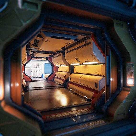 Sci-Fi Laboratory Pack 2
