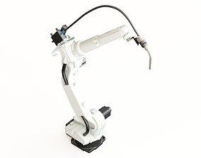 Industrial robot 08 3D