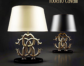 3D model Table lamp roberto cavalli