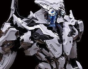 Armed Escort - Mech Burst 3D printable model