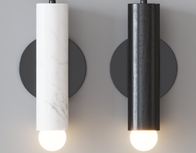 3D Workstead - Lodge Sconce