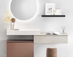 Hallway furniture Birex 3D model