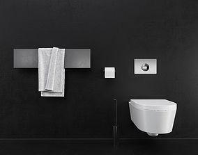 3D model photorealistic Photorealistic Bathroom Sets