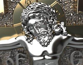 3D print model Cross of the Blessed Savior