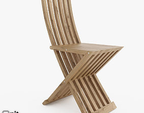 3D Tomasa chair by Cassina