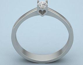 ring heart 3D printable model