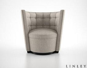 3D Linley Deco Armchair