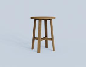 Chair 02 Var 09 3D asset