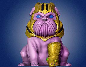 Thanos Dog 3D printable model