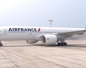 AIR FRANCE BOEING 777 3D