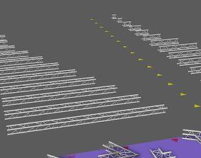 3D Prolyte H30D trusses