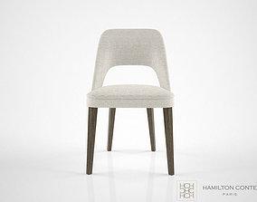 3D model Hamilton Conte Constanza Chair