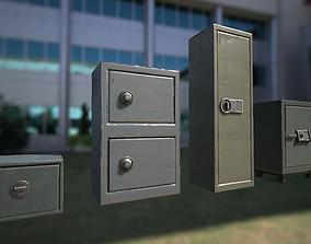 3D model Lockers Pack vol1